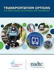 Transportation Options for Older Adults and People with Disabilities